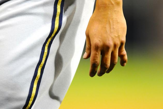 Kyle Lohse Injury: Updates on Brewers Pitcher's Hand