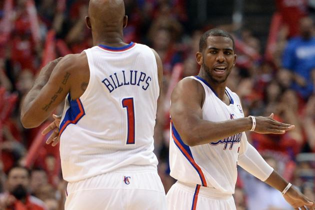 Video: Clippers' Chris Paul Hits Game-Winner to Top Grizzlies