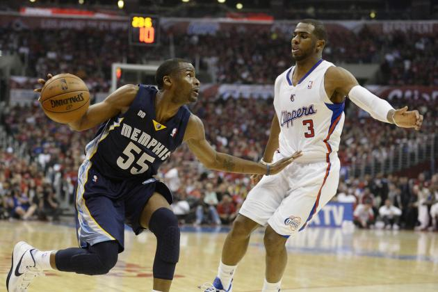 Chris Paul Continues to Terrorize Memphis