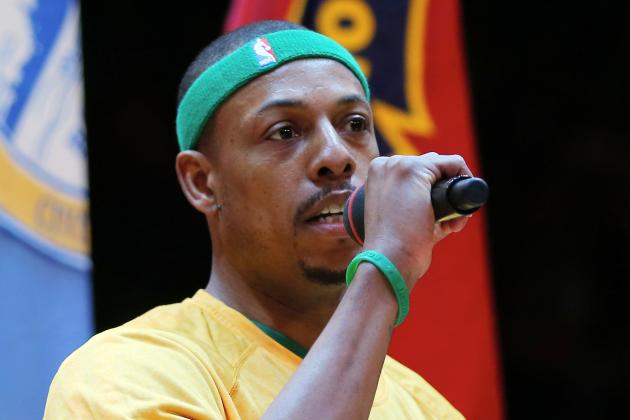 The Evolution of the Boston Celtics, Through the Eyes of Paul Pierce