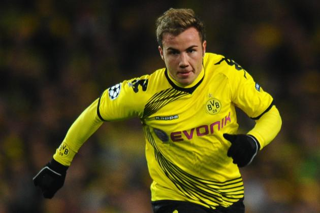 Mario Götze to Join Bayern Munich from Borussia Dortmund