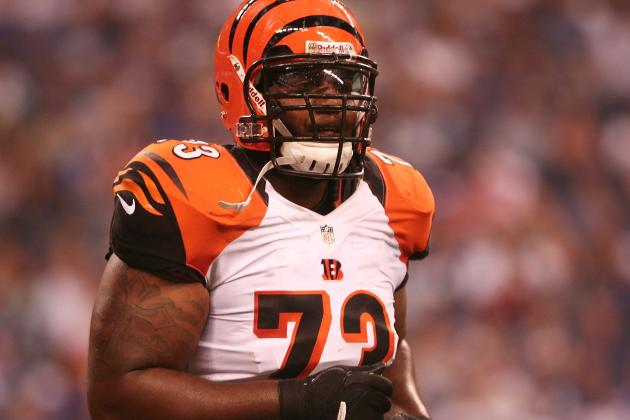 Bengals Have Options at Tackle in-House