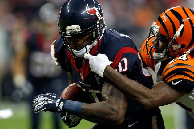 Numbers Show Texans' Overdependence on Andre Johnson