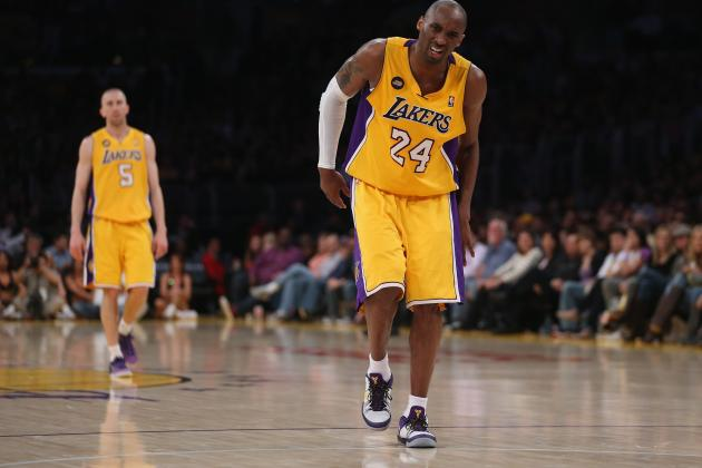 Why the Los Angeles Lakers Should Trade Kobe Bryant