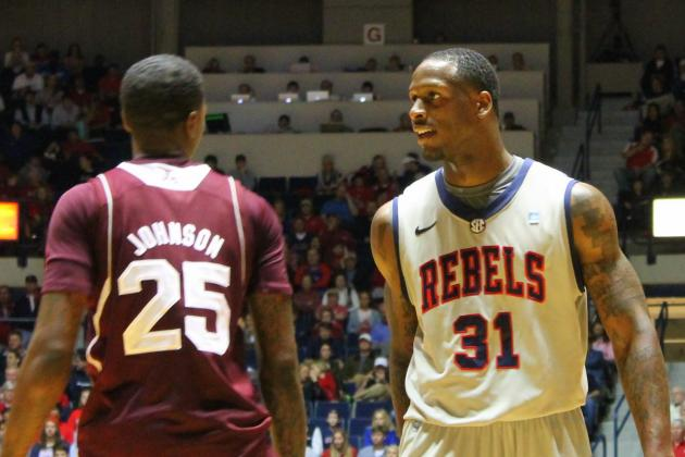 Ole Miss Basketball Star Murphy Holloway Hopes for Shot at NFL Career