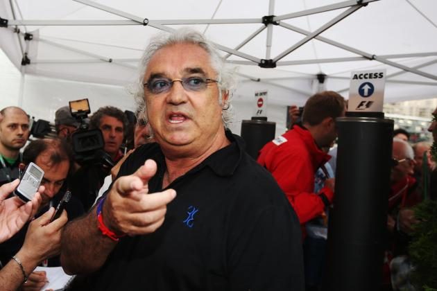 Flavio Briatore Claims QPR Were a Success When I Was at Loftus Road