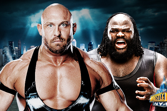 Mark Henry vs. Ryback Did Not Last Long Enough