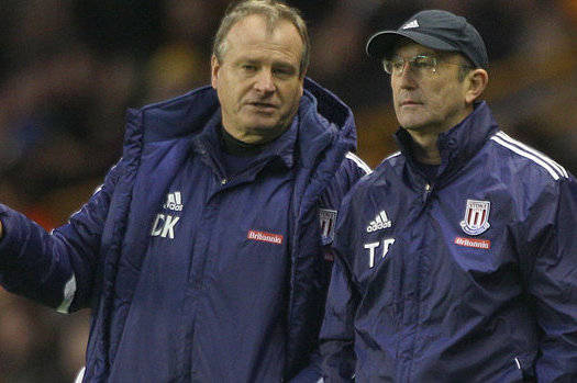 Dave Kemp Calls for Patience as Stoke Seek Safety
