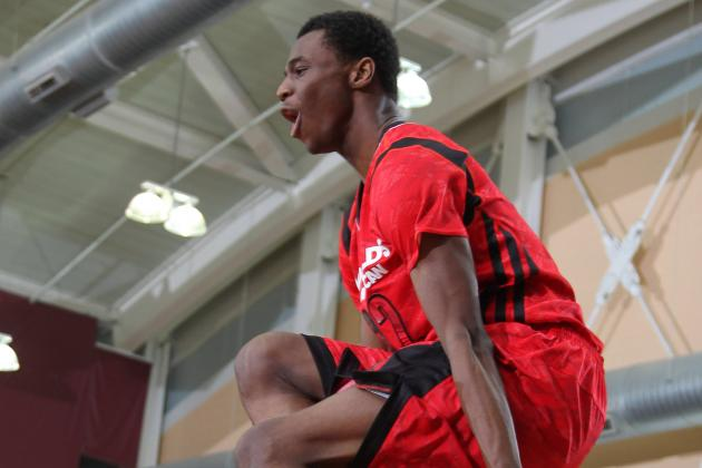 Andrew Wiggins Must Make College Decision with All-Star Circuit Completed