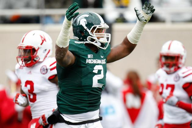 Former MSU Star Gholston Wants to Emulate NFL Game After Watt, Peppers