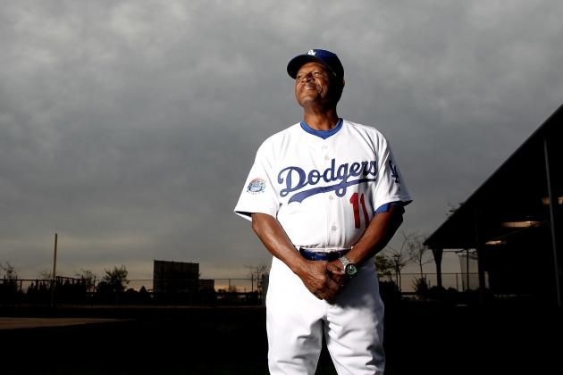 Dodgers' Manny Mota Enters a New Mode