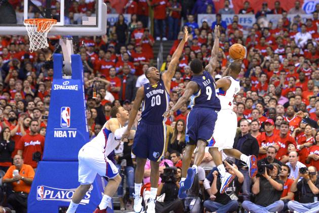 Memphis Grizzlies vs. LA Clippers: Game 2 Score, Highlights and Analysis