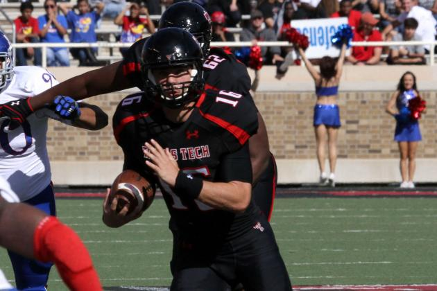 Big 12 Spring Game Review: Texas Tech