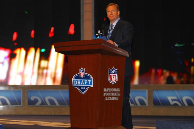 NFL Draft Start Time 2013: TV Listings for All 3 Days