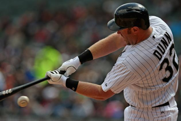 Adam Dunn: 'We Can't Play Any Worse'