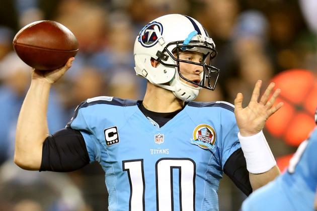 Tennessee Titans' Jake Locker Says He Must Earn Leadership Role