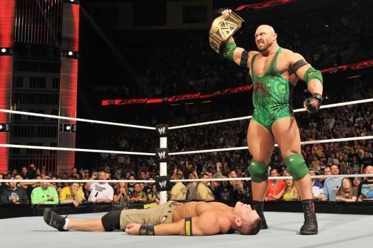 WWE Extreme Rules 2013: Why Ryback Must Defeat John Cena for WWE Title