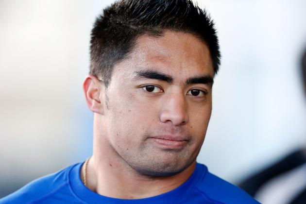 Manti Te'o Reportedly Falling off Team's Draft Board