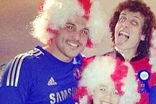 QPR Goalkeeper Julio Cesar Facing Fine After Being Pictured in Chelsea Kit