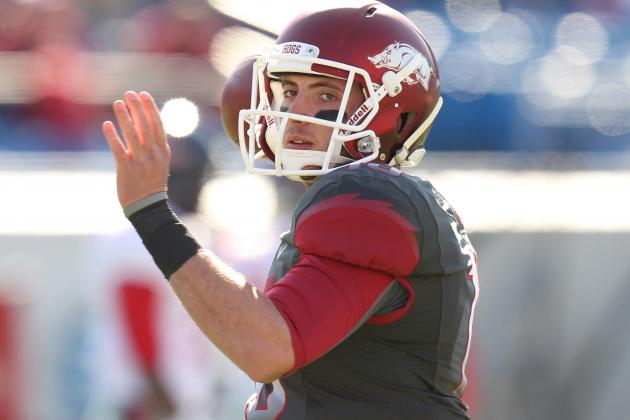 Breaking Down the Official Depth Chart for Arkansas Football
