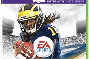 Denard Graces NCAA Football 14 Cover
