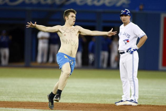 Do the Blue Jays Have the Most Unruly, Drunken Fans in Baseball?