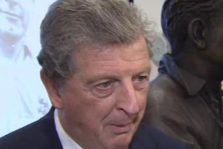 England Boss Roy Hodgson Hails Sir Alex Fergsuon