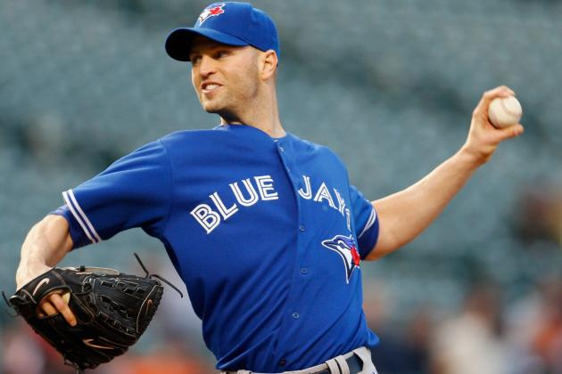 J.A. Happ Trusting That Breaks Will Turn in Toronto Blue Jays' Favor