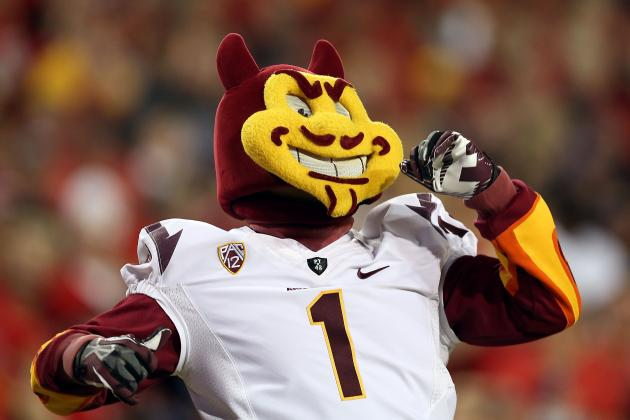 Arizona State Students, Alumni and Donors to Vote on 'New Sparky'