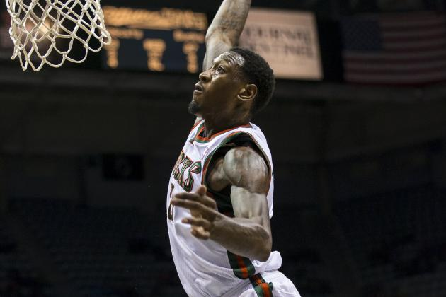 Larry Sanders May Be Very Much Improved, but He's Not Most Improved