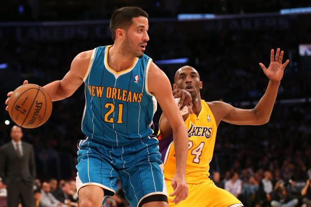 Greivis Vasquez Finishes Second for NBA's Most Improved Player