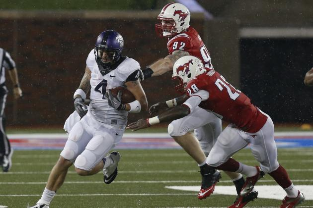 Pachall Is Back in TCU's Quarterback Fold