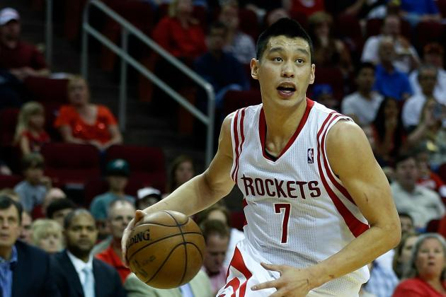 Playoff Rookie Lin Shrugs off Game 1 Clunker