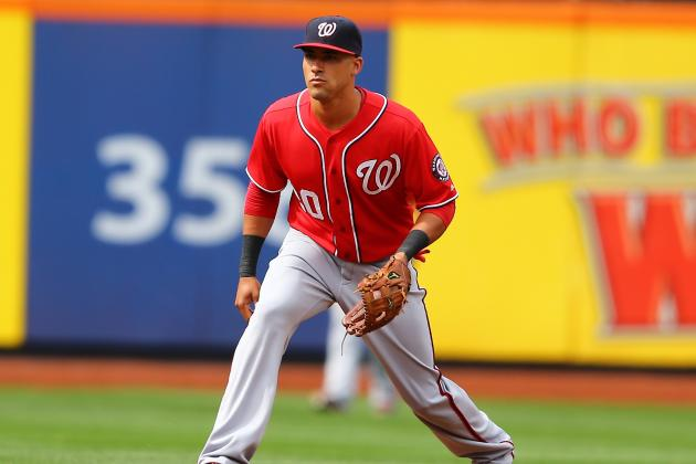 Ian Desmond Not Concerned About Early Errors