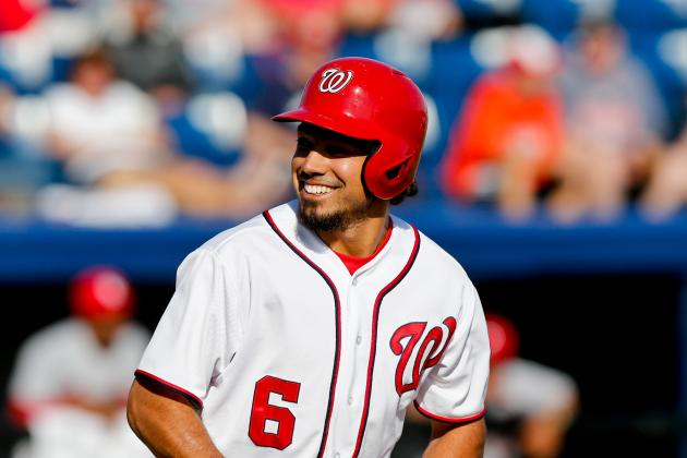Anthony Rendon to the Minors When Ryan Zimmerman Returns