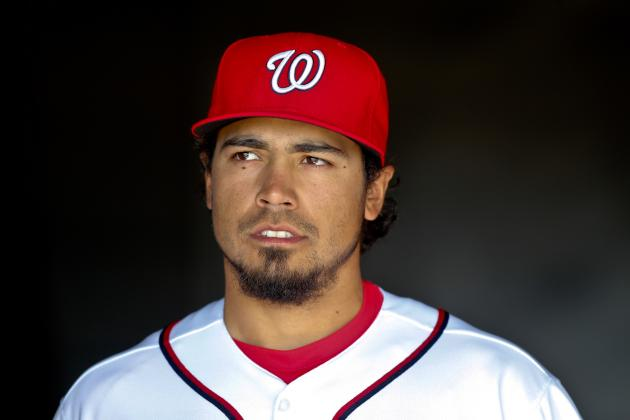 Rendon Tallies First Hit, RBI in Home Debut