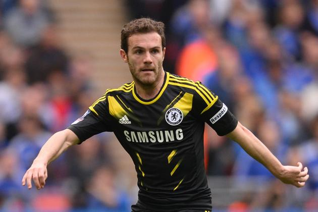Why Juan Mata Is Key to Chelsea's Progress Against Basel in the Europa League