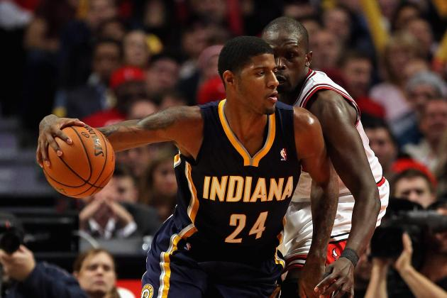 Gutierrez: Paul George Refuses to Be an Afterthought