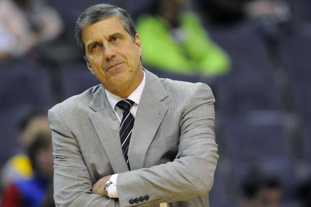Wizards Inspired by Randy Wittman Crying