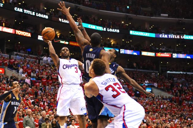 How Chris Paul Burned the Memphis Grizzlies Defense to Steal Critical Game 2
