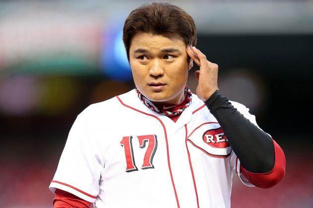 Shin-Soo Choo Has Been Hit by More Pitches Than Every Team Inbaseball