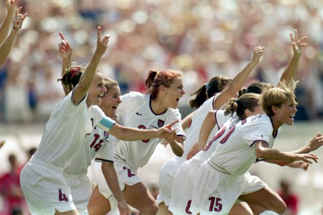 The Rise and Rise of the United States Women's National Team