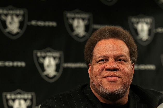 NFL Draft Will Be Reggie McKenzie's Time to Prove He Was the Right Hire for GM