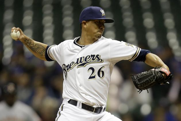Kyle Lohse Confident Will Make Next Start