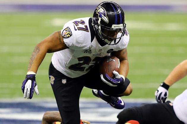 Ray Rice Adjusting to New Crown-of-Helmet Rule
