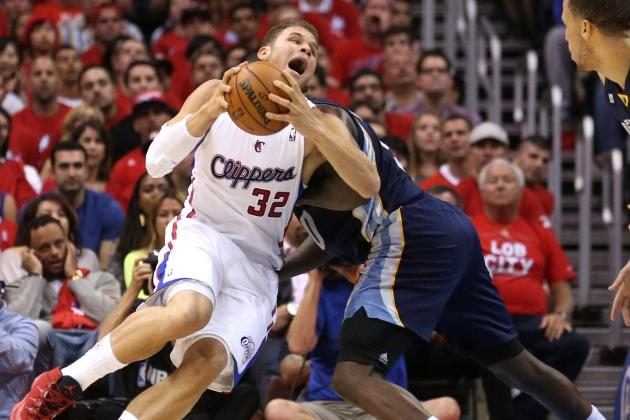 Clips' Griffin Focused on Randolph, Not His Offense
