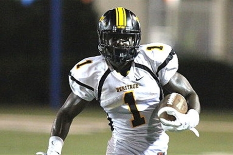 Will Notre Dame Beat out SEC, ACC Powers for Stud 5-Star RB Sony Michel?