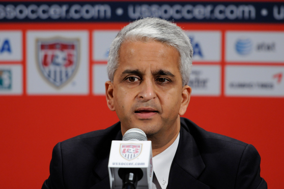 Gulati Hopeful for a Future World Cup in the US, Transparency in FIFA