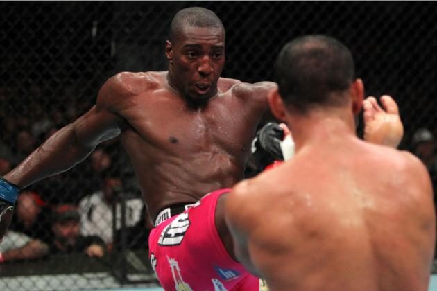UFC 159 Preview: How Phil Davis Can Realign Himself with Alexander Gustafsson