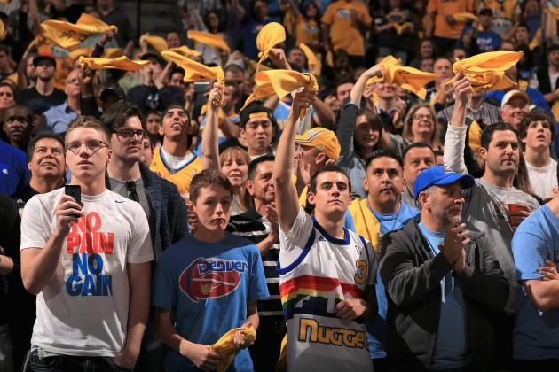 NBA Playoffs 2013: Setting Expectations for the Denver Nuggets in Game 2
